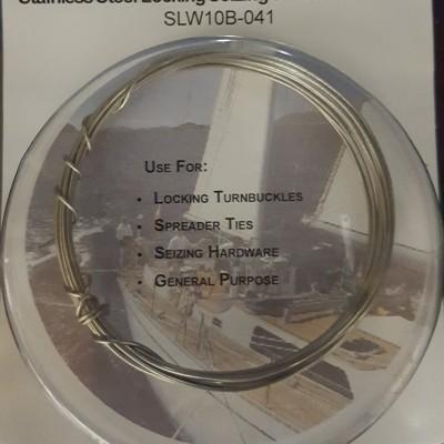 stainless steel locking wire .041 diameter